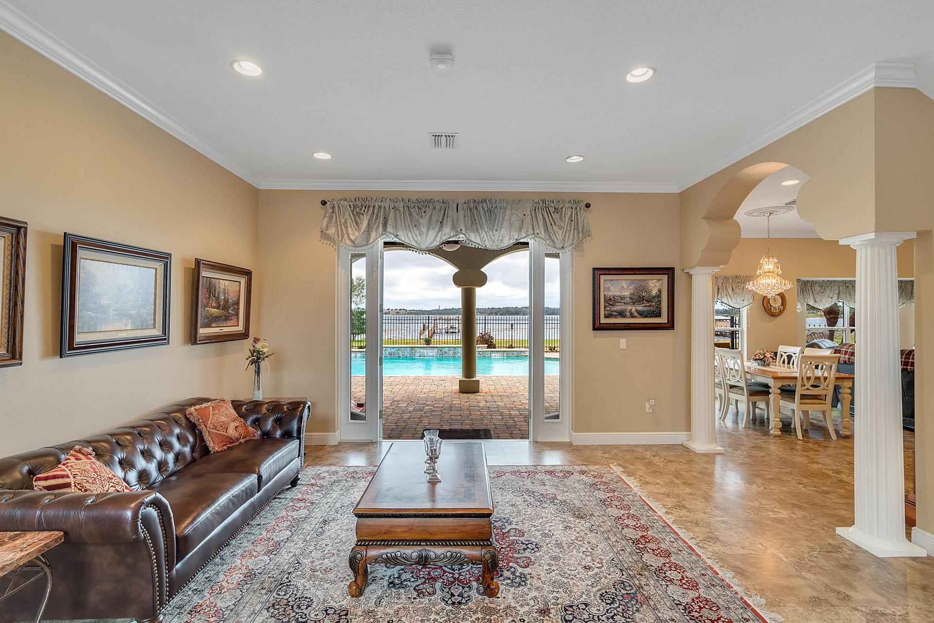 ... 17806 Westbay Ct  Winter Garden  FL 34787   18   Living Room ...