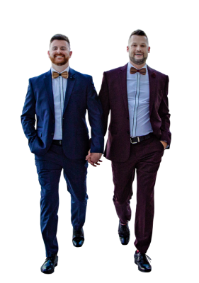 Jimmy Hendrickson & Shawn Layton