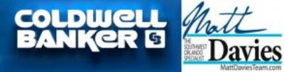 Coldwell Banker | Matt Davies Team